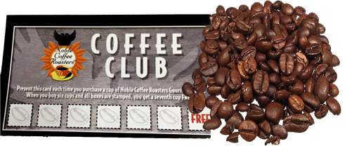 Kwik Stop Foods Coffee Club